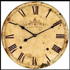 Shabby Chic Wall Clocks by Oversized Vintage Wall Clock Shabby Chic Wall Clocks With