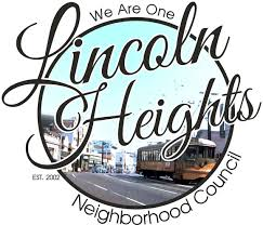 Los Angeles Neighborhood Council Map by Lincoln Heights Neighborhood Council