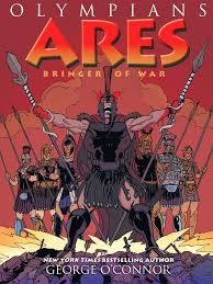 watch connect read ares bringer of war olympians cover reveal