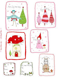 a fanciful twist free printable holiday gift tags treats u0026 all