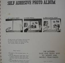 Plastic Photo Album Removing Photos From Vintage Sticky Albums Book Repair Supply