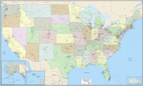 united states map with popular cities large united states wall map maps for business usa maps
