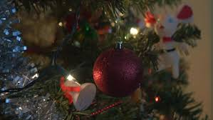 Christmas Tree Decoration Packages by Winter Christmas Home Decors Stock Footage Video 21598555