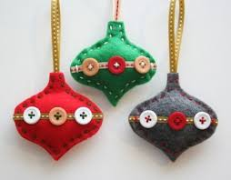 felt ornaments 31 cutest christmas felt ornaments comfydwelling