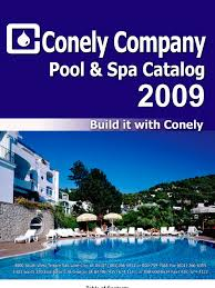 2009 conely pool swimming pool pump