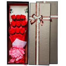 s day flowers gifts 2018 s day roses flowers gift box rectangular box gift