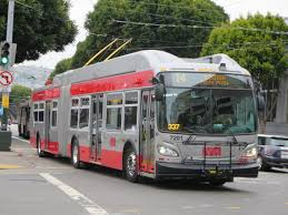 coming in september better muni service new buses and more sfmta