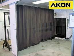 industrial curtain dividers archives akon u2013 curtain and dividers