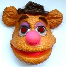 bear halloween mask muppet masks cesar muppet wiki fandom powered by wikia
