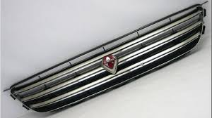 lexus is300 front grill emblem altezza chrome grill vip lexus is200 is300 3sge sxe10 youtube