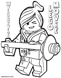 lego movie coloring pages coloring pages to download and print