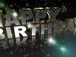 happy birthday ppt backgrounds celebrations templates ppt grounds