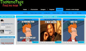 Create Fry Meme - the meme page feed me home i characters images i popular l create