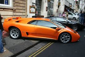 lamborghini diablo orange and concept cars lamborghini diablo