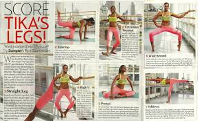 barre class at home barre workout barre fitness hawa exercises kick