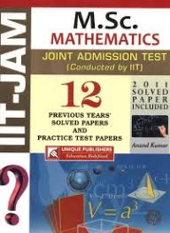jam exam pattern 2016 books for msc mathematics entrance exam preparation