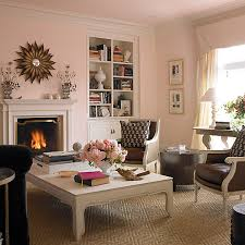 Pink Living Room Furniture Find The Perfect Pink Paint Color