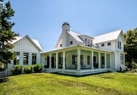 Farmhouse With Wrap Around Porch A Modern Farmhouse For Sale In North Carolina Wraparound Porch