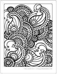 coloring pages henna art coloring pages for all ages to download print for free
