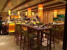 bonsai sushi restaurant review on the carnival sunshine where u0027s
