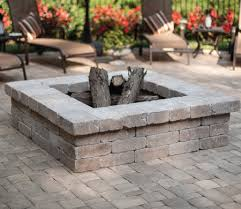Starting A Fire Pit - dublin fire pit kit fire pit kit comes in a tumbled finish and is