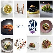 classement des meilleurs cuisine du monde s 50 best quels sont les 50 meilleurs restaurants du