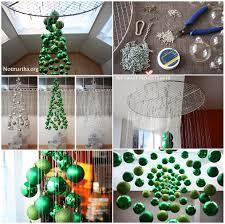 ornament christmas tree diy christmas lights decoration
