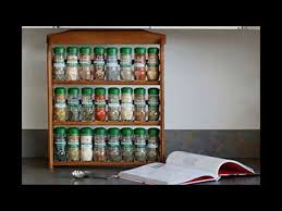 Spice Rack Mccormick Mccormick Gourmet Organic Wood Spice Rack 24 Assorted Herbs