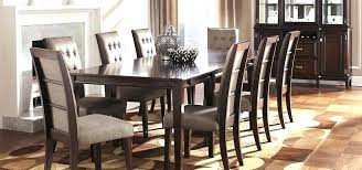 formal dining room tables and chairs formal dining table 8 chairs