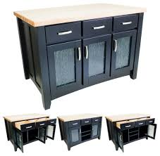portable kitchen island with storage fascinating kitchen island storage cart with black paint color