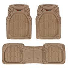 lexus floor mats ls400 deep dish floor mats cargo trunk liner in beige bronze all