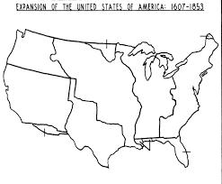 Westward Expansion Map Region Map Alabama Outline Maps And Links Relief Basemap