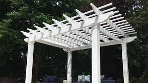 Prefab Pergola Kits by Structureworks Custom Pergolas And Pergola Kits