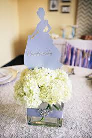 cinderella centerpieces sweet dreamy cinderella birthday party centerpieces princess