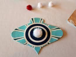 no sew fabric christmas ornaments hgtv