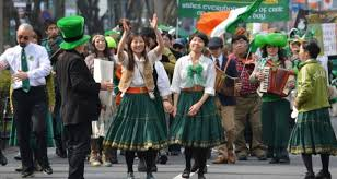 up to 30 000 attend tokyo st patrick u0027s day parade