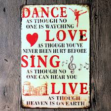 Love Home Decor Sign by Compare Prices On Dance Signs Online Shopping Buy Low Price Dance