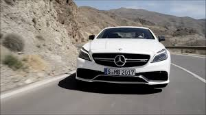 mercedes cl 2015 mercedes 2015 cls 63 amg coupé road and interior trailer