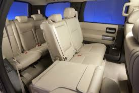 Toyota 60 40 Bench Seat Toyota Sequoia A Full Size Suv For Full Size Family Adventures