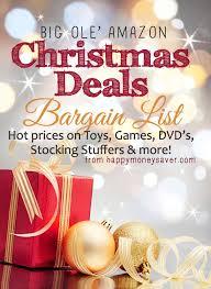 christmas stuffers christmas deals bargain list toys stuffers