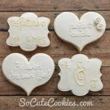 wedding cookies wedding cookies so cookies