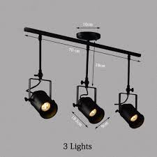 Esszimmer Lampe Kerzen Neue Schwarz Loft Industriependelleuchten Lampe Führte