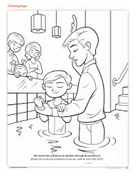 primarily inclined coloring pages from lds org