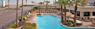 Comfort Inn On The Beach Hotel In Galveston Tx On The Beach Holiday Inn Resort Galveston
