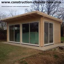 bureau ossature bois maison de jardin avec ossature bois arcachon 35m 35 m 11050 bureau