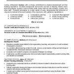 Teaching Resume Template Free Resume Templates Education 51 Teacher Resume Templates Free Sample