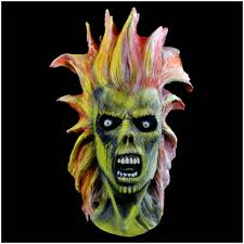 mask decorations iron maiden eddie mask mad about horror