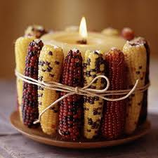 indian corn decorations decorating with indian corn for