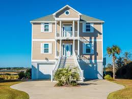 Beach Houses In Topsail Island Nc by Homes For Sale On Canal Front In Topsail Island Area