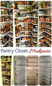 kitchen pantry makeover replace wire shelves with wrap around